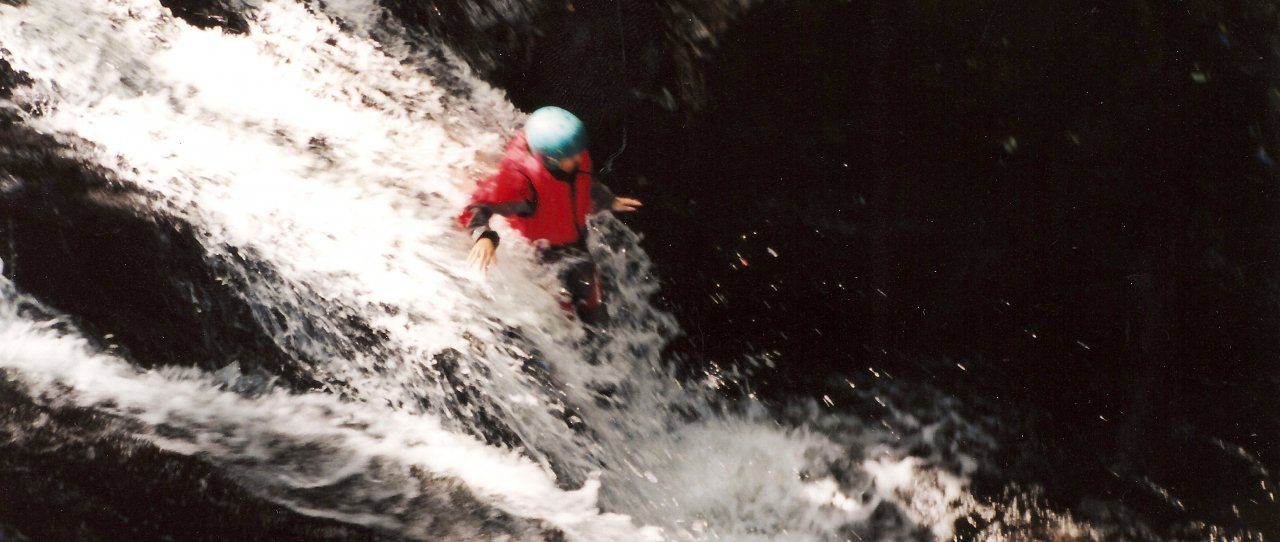Canyoning & ZipWorld Weekend