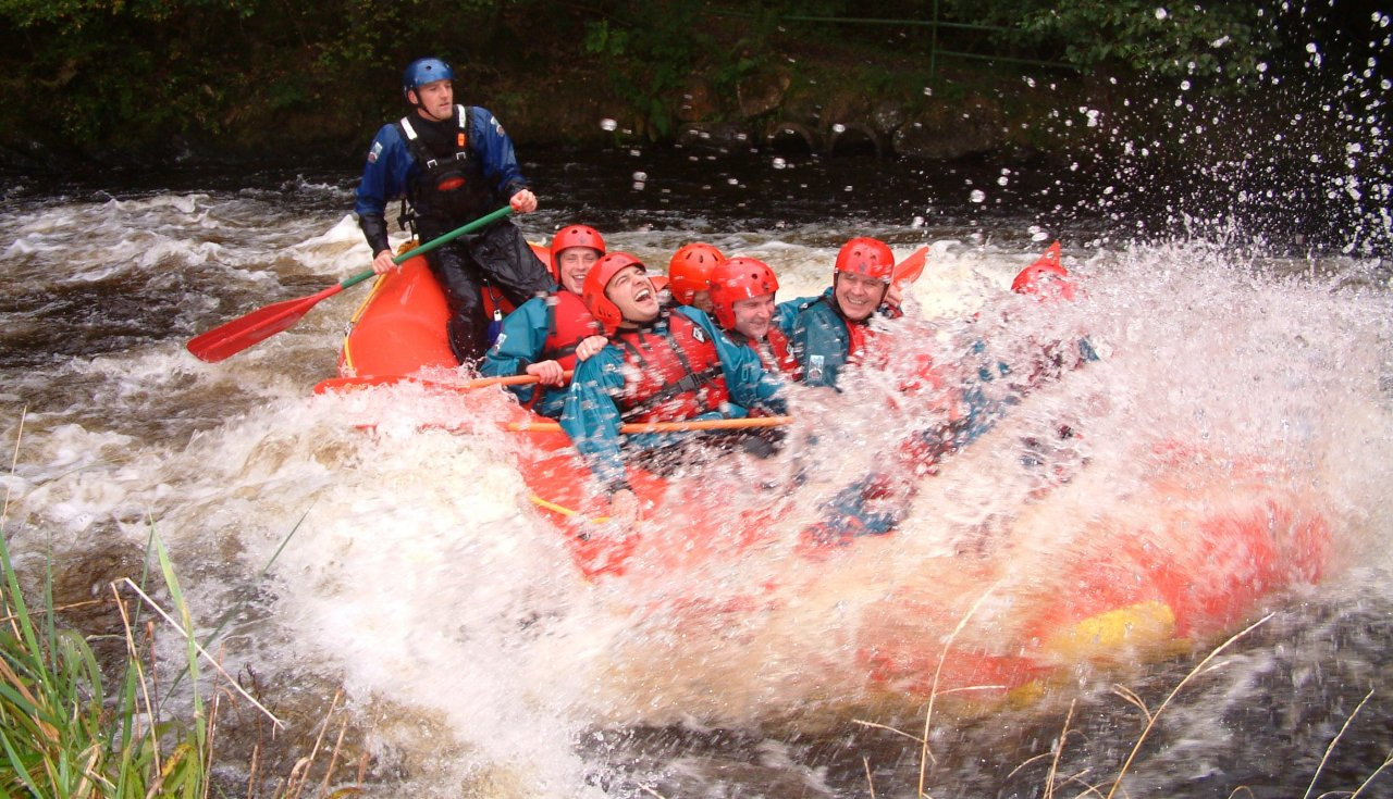 White Water Rafting & Quad Biking